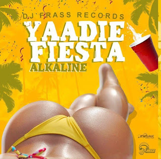 Akaline - Yaadie  Fiesta (Prod. By DJ Frass Records)