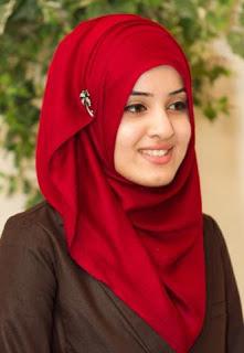 cantik alami wanita muslimah