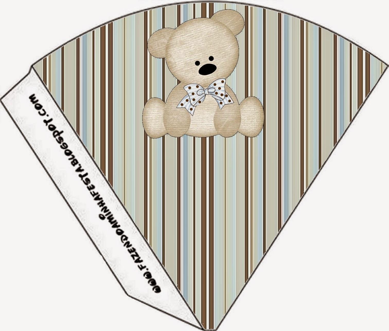 Teddy Bear Family Free Party Printables