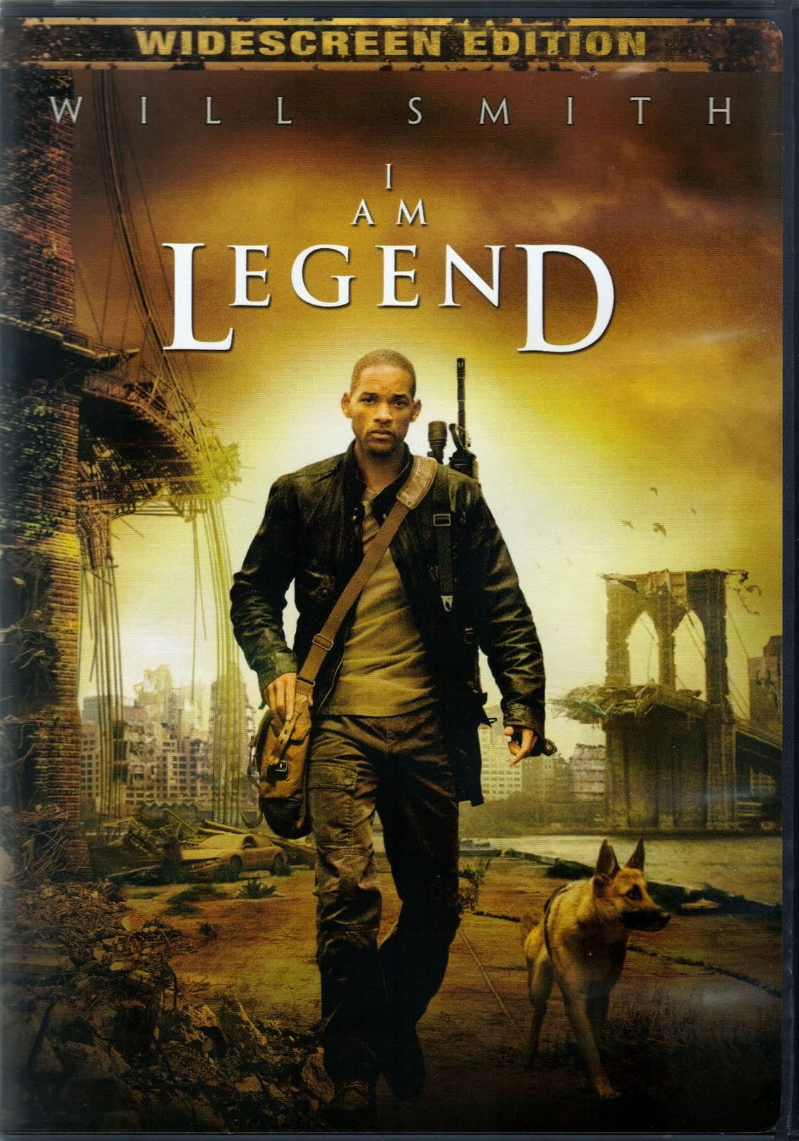 I am Legend 2 dvdrip