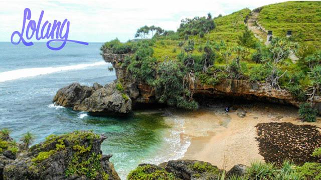 Pantai Lolang