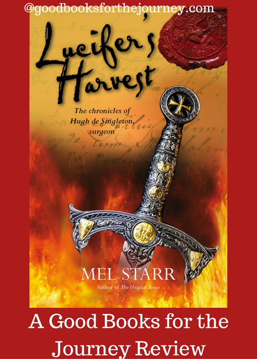 Review of Lucifer's Harvest by Mel Starr