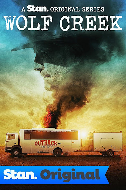wolf creek series two poster