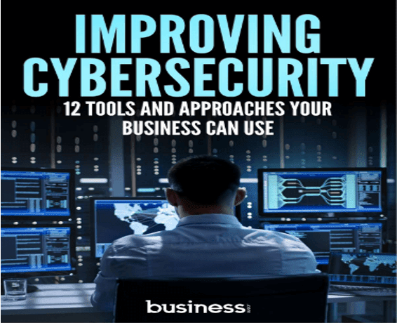 Improving Cybersecurity - 12 Tools and Approaches Your Business Can Use
