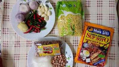 Mee Soto Rempah Mak Siti