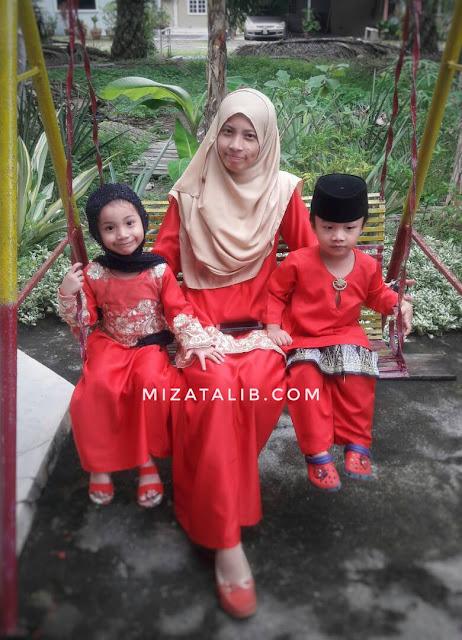 Merahnya Mak Ngah