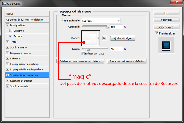 Tutorial de Photoshop Efecto de Texto Deportivo by Saltaalavista Blog 24