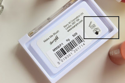 Macam Mana Nak Tahu Expired Date Produk Kosmetik?