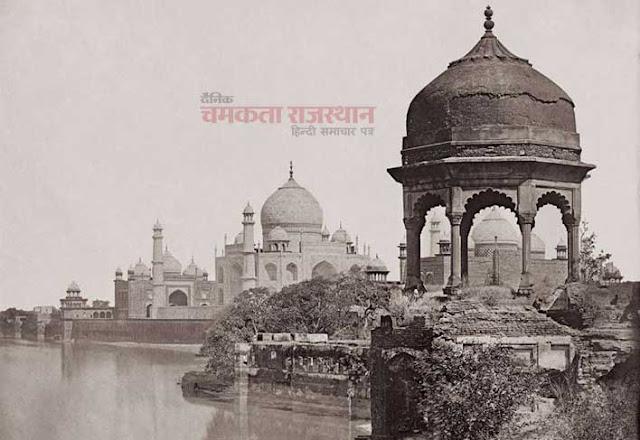 कैमरे ने वो देखा जो किसी ने नहीं देखा, Taj Mahal agra