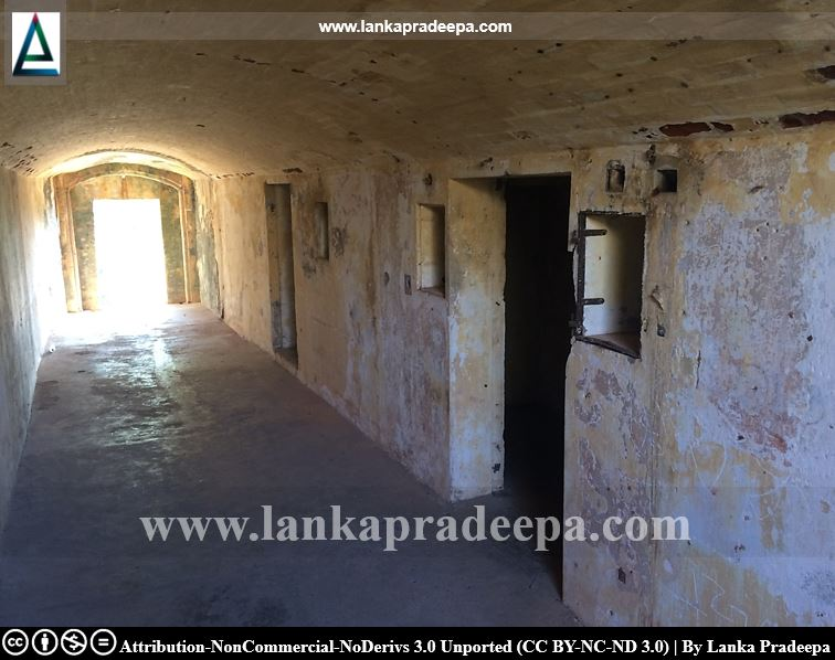 Fort Fredrick, Trincomalee