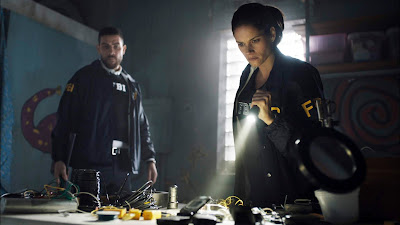Cena do 1° episódio da 1ª Temporada de FBI  (Universal TV)