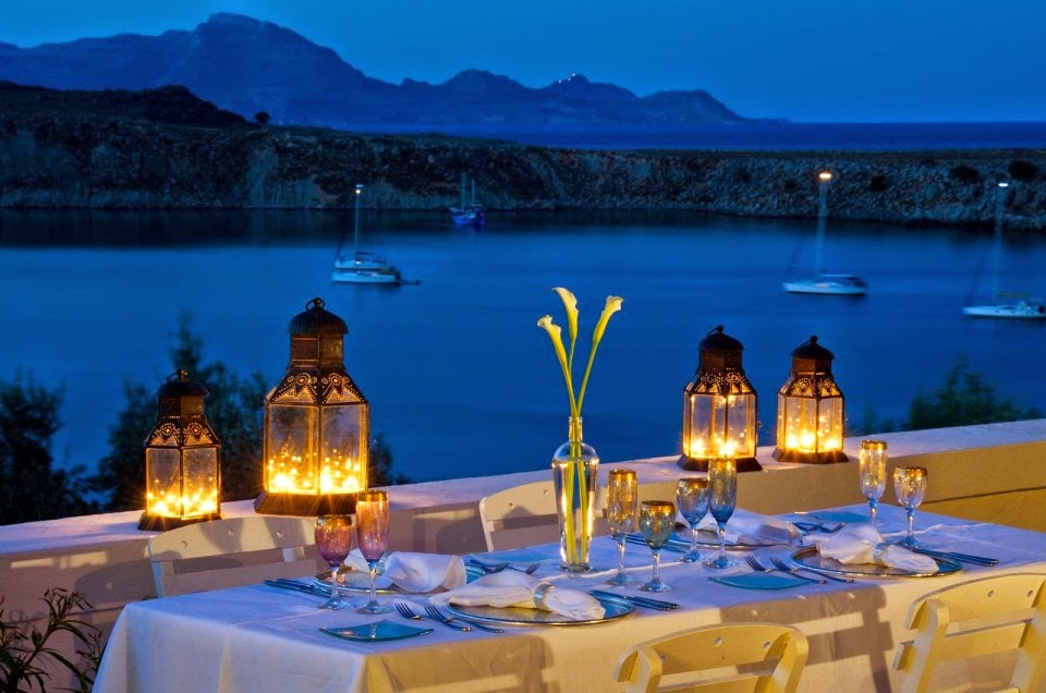 Wedding In Rhodes Historic Location And Stunning Views