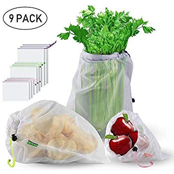 eco friendly produce bags,