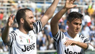 Video Gol Pescara vs Juventus 0-2