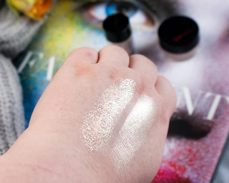pigment nyx sypki cień sin skin blog opinie