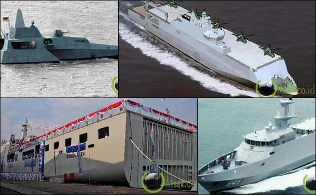 9 Kapal Perang Terbaik Buatan Indonesia