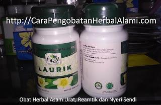 Agen Jual Laurik HPAI Obat Herbal Asam Urat Khasiatnya Terpercaya dan Berkualitas