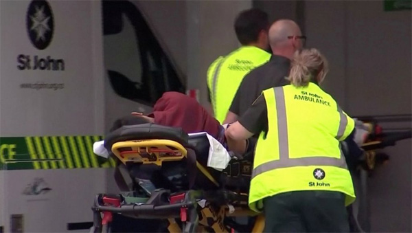New Zealand Shooting LIVE: Several Feared Dead After Attacks on 2 Mosques, Police Say Gunman Still Active, Mosque, Gun attack, News, Terrorists, Police, Cricket Test, Bangladesh, Attack, World