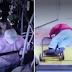 Mujer empuja a anciano de bus y este muere por fuerte golpe en la cabeza [VIDEO]