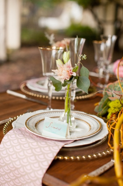 adornos florales boda