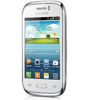 Cara Flash Samsung S6310 Tanpa PC (Via SD Card)