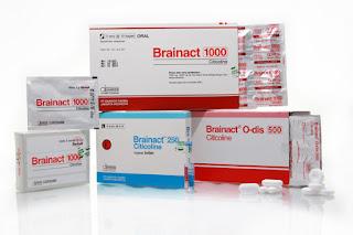 Brainact : Citicoline Tablet, Tablet O-dis, Kaplet, dan Serbuk