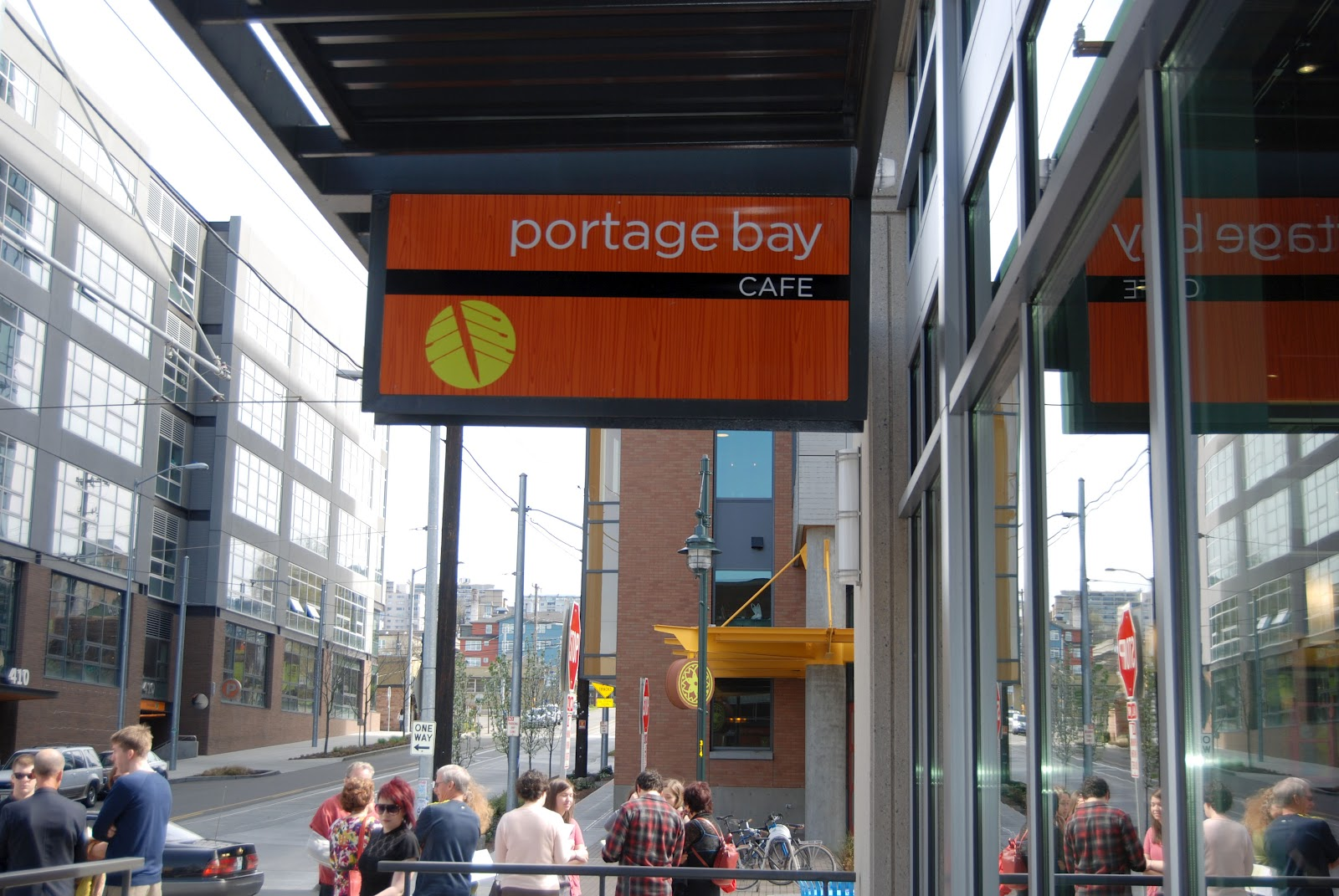 easter brunch at portage bay cafe