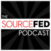 Sourcefed Podcast logo