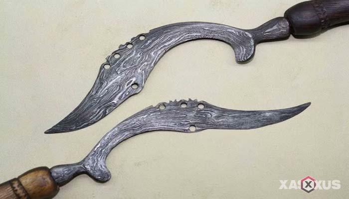 Senjata tradisional Indonesia - Senjata tradisional Banten (Kujang)