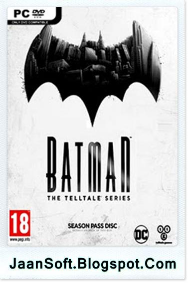 Batman Telltale Episode 3 PC Game Free Download