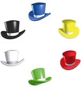 4763edeec2e62 El modelo de los 6 sombreros para pensar es una forma de estructurar el  pensamiento