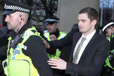 Former Sunderland Player, Adam Johnson Found Guilty Of Child S3x Charge