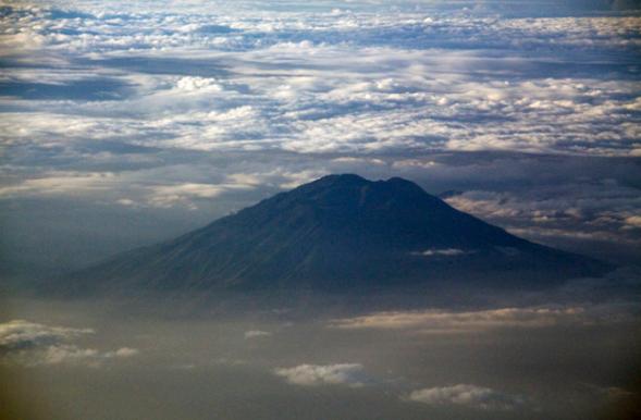 Misteri Gunung Lawu