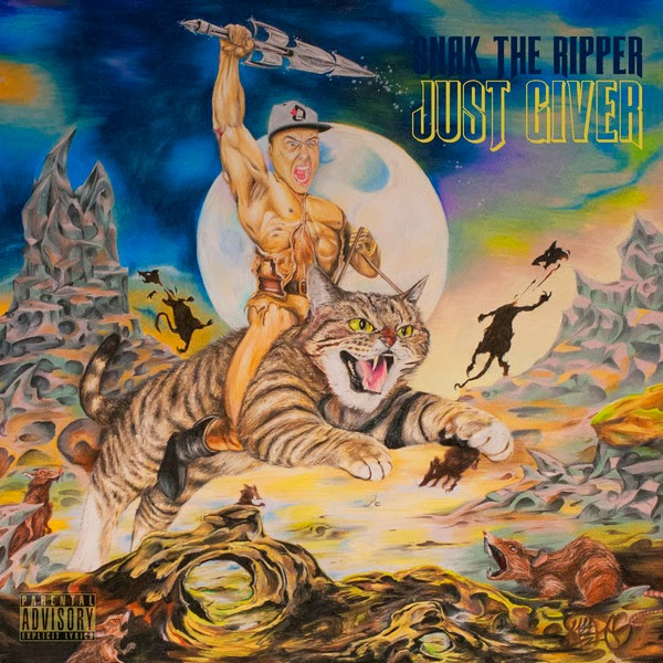 Snak the Ripper - Just Giver  Cover