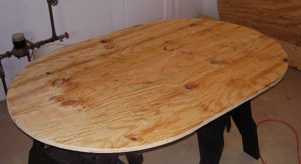 How To Build The Classic Poker Table Diy Plans Cutting