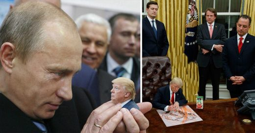 """""""TINY TRUMPS"""" La nueva ola de MEMES que hace pequeño Trump"""