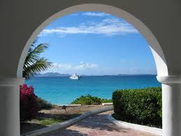 HONEYMOON  IN ANGUILLA