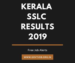 Kerala SSLC Results-2019