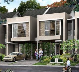 Model Desain Rumah Minimalis 2 Lantai Terbaru
