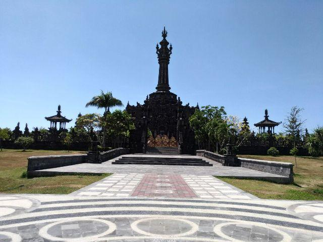 Monumen Perjuangan Rakyat Bali, Lapangan Renon, Denpasar, Bali
