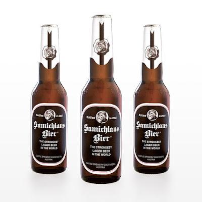 Cerveja Blumenau produz colaborativa com a Eggenberg, responsável pela Samichlaus