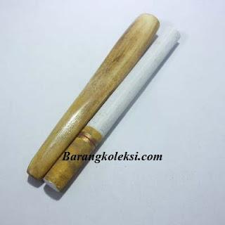 pipa rokok gading