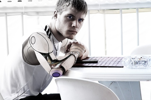 Robot empleados que pagan impuestos