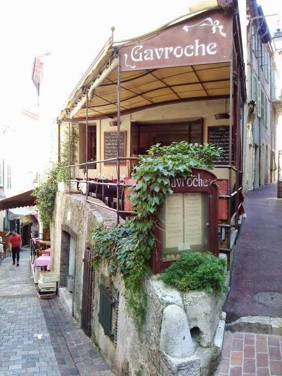 Restaurant Gavroche Cannes