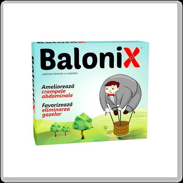 Informatii despre Balonix: efecte benefice, compozitie, mod de administrare