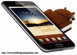 Ice cream sandwich samsung Galaxy S III