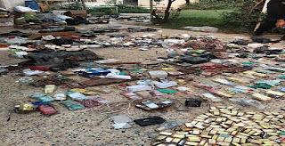 وزارة الداخلية  الداخلية تعلن العثور على معمل لصناعة العبوات في ايسر الموصل