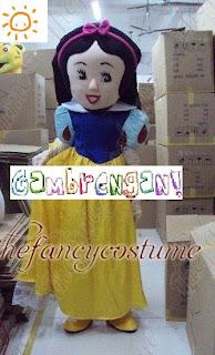 Badut princess