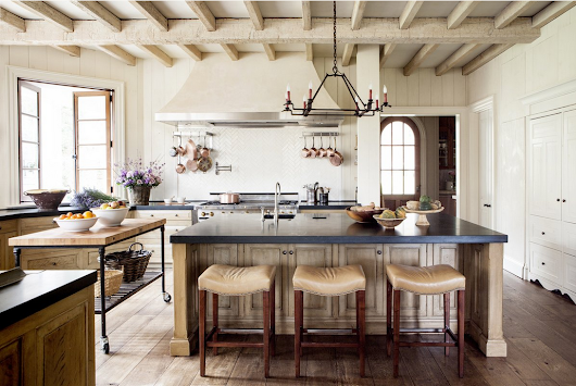 Private Tour: Fabulous Farmhouse, Blackberry Farm in Tennessee by Designer Suzanne Kasler