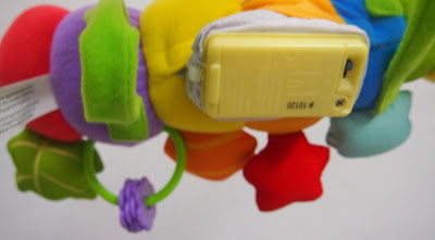 Juaimurah Leapfrog Baby Counting Pal Soft Plush Toy